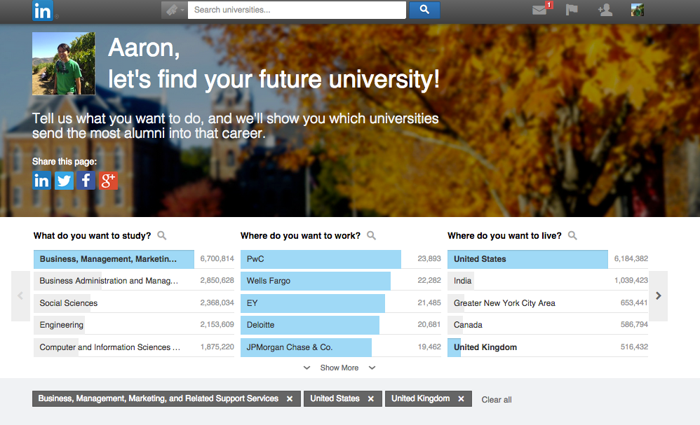 LinkedIn_University_Finder