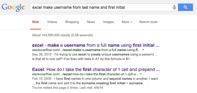 excel_make_username_from_last_name_and_first_initial_-_Google_Search