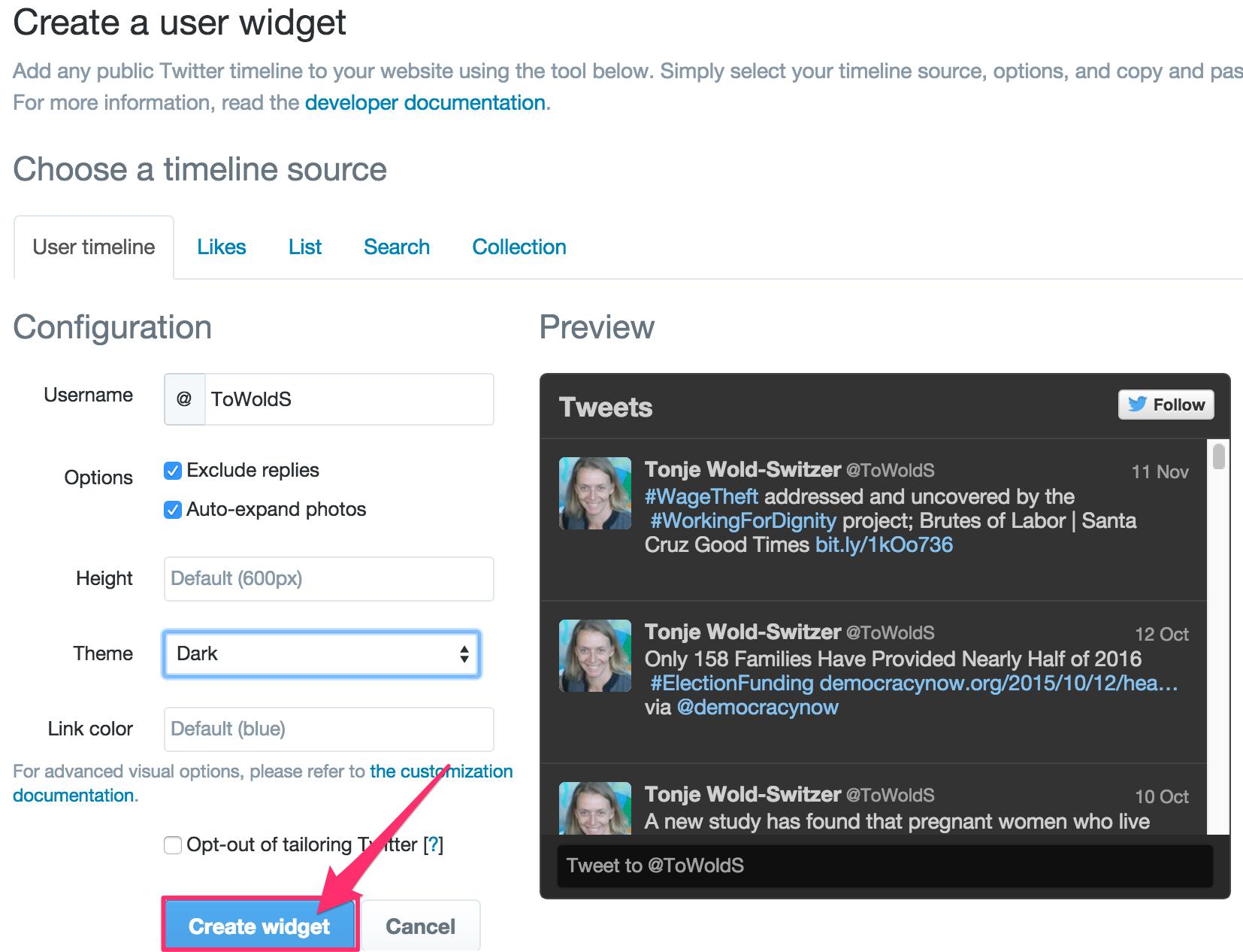 Widgets_Configurator