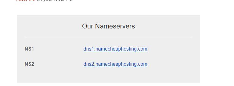 nameservers_namecheapemail